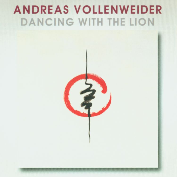 DANCING WITH THE LION BY VOLLENWEIDER,ANDREA (CD)